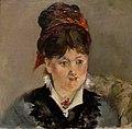 Édouard Manet - Portrait d'Alice Lecouvé dans un Fautheuil.jpg
