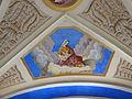 Église Saint-Nicolas-de-Véroce vertu charité.JPG