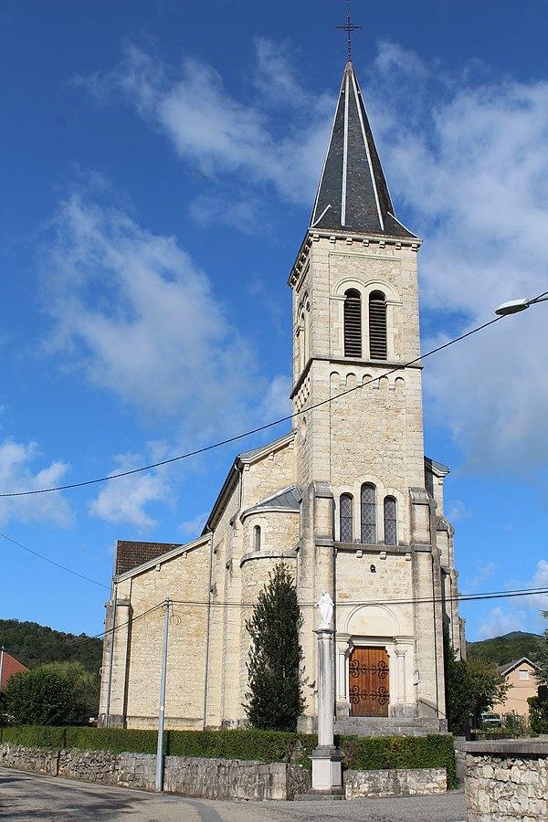 Photo de la ville Arboys en Bugey