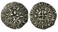 États italiens, Maison de Savoie, Louis II De Vaud (1302-1350), Gros à la fleur de Lis, Pierre-Chatel, Argent.png