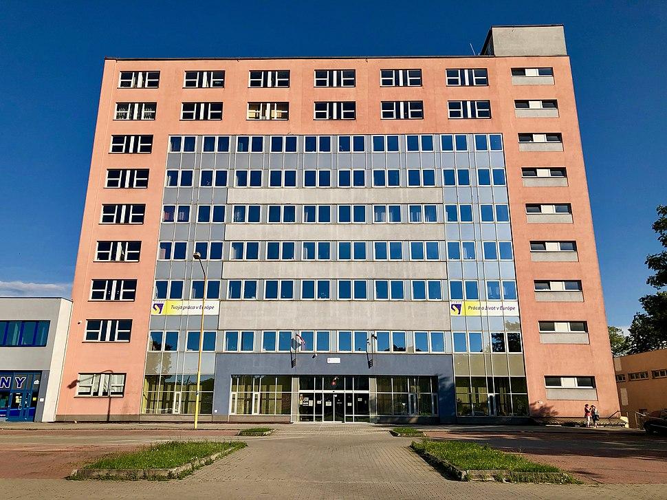 Úrad práce Košice