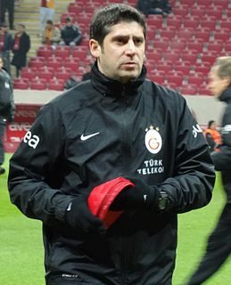 Ümit Davala Turkish footballer
