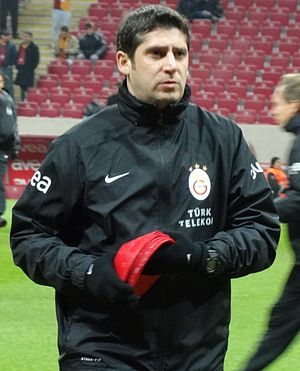 Ümit Davala - Davala with Galatasaray in 2012
