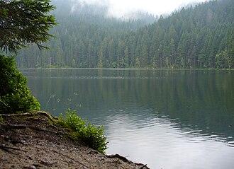 Bohemian Forest - Čertovo jezero (Devil's Lake)