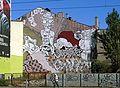 Łódź, ul. Zachodnia 52, mural Cyber aka Czaplino i Gregor aka Bombalino. - panoramio.jpg