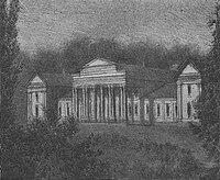 Łahojsk, Tyškievič. Лагойск, Тышкевіч (XIX).jpg