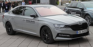 Škoda Superb III at IAA 2019 IMG 0397.jpg