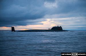 "Yasen-class submarine - Image: АПКР ""Северодвинск"""