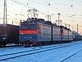 ВЛ10У-298, Россия, Самарская область, станция Сызрань-I (Trainpix 183946).jpg