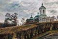 Входо-Иерусалимская (кладбищенская) церковь, город Иркутск.jpg