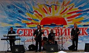 Syabry - Speech at the City Day Severodvinsk (29 July 2012)