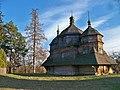 Комарно.Церква Св. Михаїла (дер.).Фото.JPG