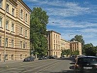 Льва Толстого 6, Первый мед01.jpg