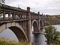 Міст Преображенського. Жовтень 2016.jpg