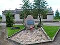 Памятный камень напротив здания вокзаа ст. Балви.jpg