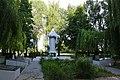 Писарівка, Пам'ятник 210 воїнам - односельчанам загиблим на фронтах ВВВ.jpg