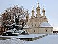 Рязань. Памятник Сергею Есенину. - panoramio.jpg