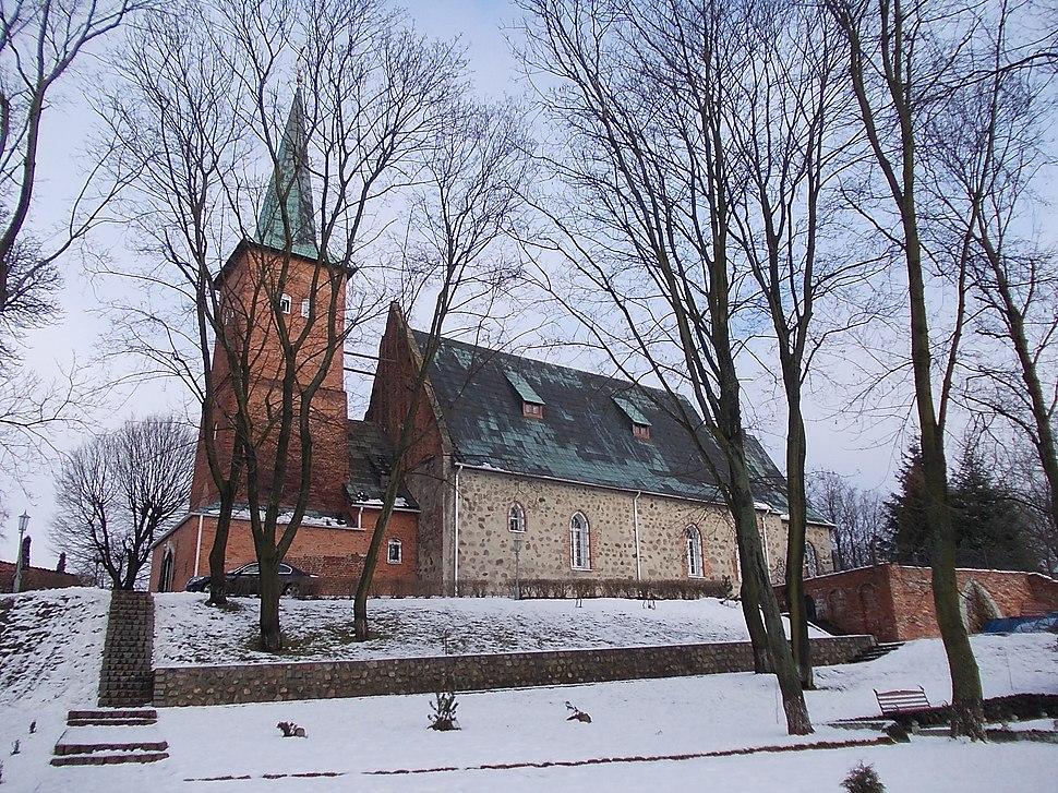 Свято-Никольский собор в Калининграде (Юдиттен-кирха Кёнигсберга)