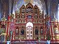 Свято-Покровська церква (іконостас), Староказаче.JPG