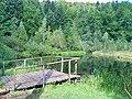 Сколівські Бескиди (національний природний парк).Озеро Журавлине.jpg