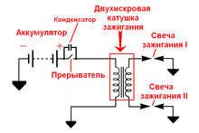 Электрическая схема модуль зажигания фото 978