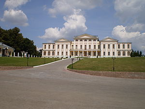Matvey Dmitriev-Mamonov - Dubrovitsy manor, where the count lived in total seclusion