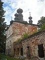 Церковь Спаса Преображения - Городок, Рыбинский район, Ярославская область.jpg