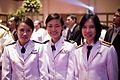 นายกรัฐมนตรี ร่วมงานเลี้ยงรับรองเนื่องในวันกองทัพบก ณ - Flickr - Abhisit Vejjajiva (5).jpg