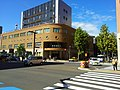 北海道警察本部の筆頭署の札幌方面札幌中央警察署です- 2013-09-27 13-38.jpg