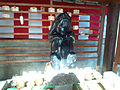 岡崎神社 - 子授けうさぎ像.jpg