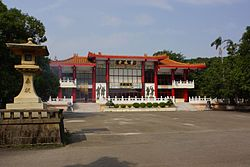 新竹靈隱寺大殿 Main Hall of Xinzhu Liugyin Temple - panoramio.jpg