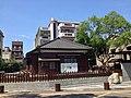 桃園市立大溪木藝生態博物館藝師館側照.jpg