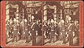 -Group of 71 Stereograph Views of African-Americans and Early Black American Culture, including Colloquial Black Humor- MET DP74779.jpg