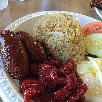 Longaniza - Philippine longganisa are traditionally eaten during breakfast, along with sinangag (garlic fried rice) and tocino