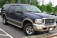2000 2004 Ford Excursion Limited