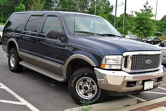 Ford Excursion - 2000–2004 Ford Excursion Limited