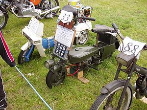 Corgi Motorcycle Co Ltd. - Brockhouse Corgi Mk2