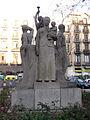 01 A Francesc Layret (Frederic Marès), pl. Goya.jpg