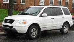 2003–2005 Honda Pilot EX