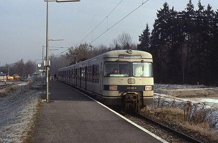Bahnhof Ismaning Wikiwand