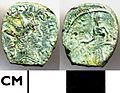 04FA03. Roman coin, Barbarous radiate (FindID 188493).jpg