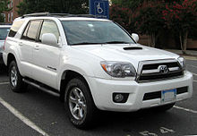 Facelifted 4runner Sport Edition 4wd Us