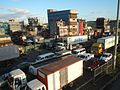 0804jfPedestrian footbridge C-2 Capulong Marcos Road Radial Road 15 Tondo Manilafvf.jpg