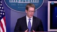 File:10-11-13- White House Press Briefing.webm