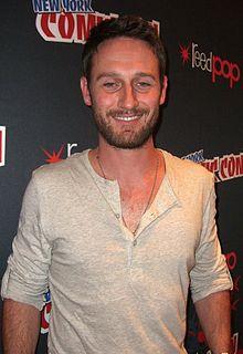 Josh Stewart American actor