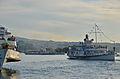 100 Jahre Dampfschiff Stadt Rapperwil - Hafenfest Rapperswil - 'Rosenempfang' - 50 Jahre MS Helvetia 2014-05-23 19-45-31.JPG