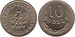 10 groszy 1949 CuNi.jpg