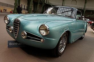 Alfa Romeo 1900 - 110 ans de l'automobile au Grand Palais--1900C Series 2 Sprint Coupé - 1954 - 003