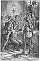 11 Malcolm overpowered by treachery at the banquet-Illust by Johan Schonberg for Lion of the North by G A Henty.jpg
