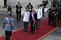 11 Marzo 2018, Ministra Cecilia Perez participa en la llegada del Prdte. Sebastian Piñera a La Moneda. (40046367824).jpg